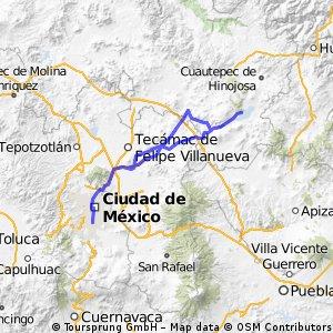 Laguna de Tecocomulco CLONED FROM ROUTE 1757226