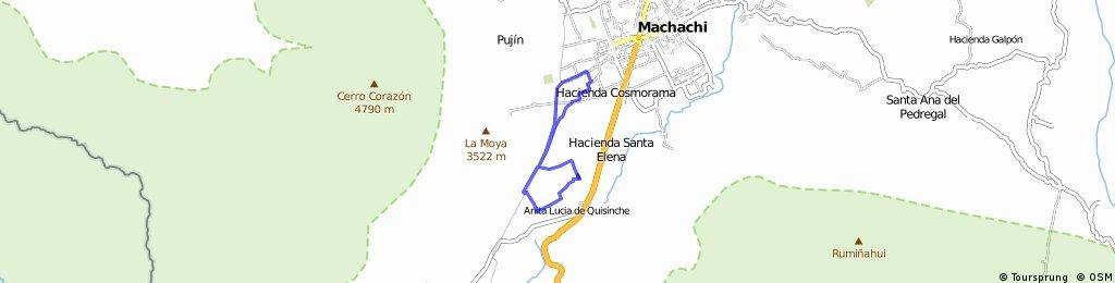 Tour Montaña Svelty en Papagayo 20k