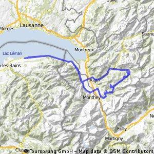 Col de la Croix - Evian