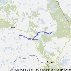 Vikmanshyttan - Garpenberg