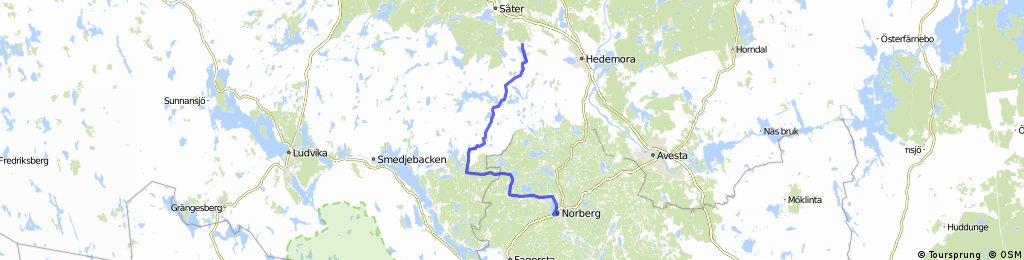 Vikmanshyttan - Norberg