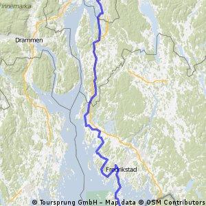 Oslo-Hvaler (kystvei)