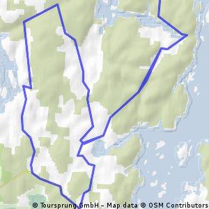 Kirkeøya Rundt