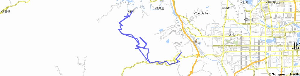 Tan Zhi Si Temple Climb Fest 80km CLONED FROM ROUTE 1639657
