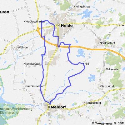 Heide-Meldorf-Lieth-Heide-Runde