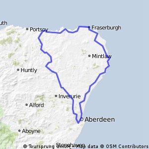 North of Aberdeen Tour!