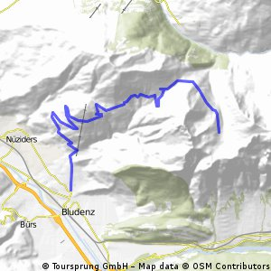 Muttersberg  - Elsalpe