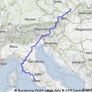 z Velehradu do Říma