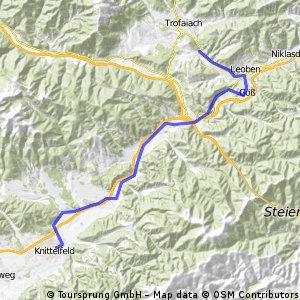 Murradweg Etappe 1