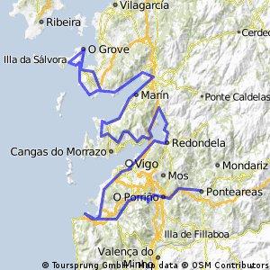 La Vuelta a Espana - Etappe 10