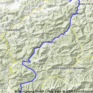 Mariazell - Eschenau