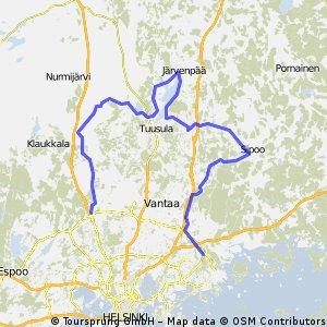 Vantaankoski - Itäväylä 090510