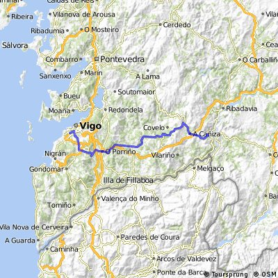 Guillade Ponteareas-Vigo
