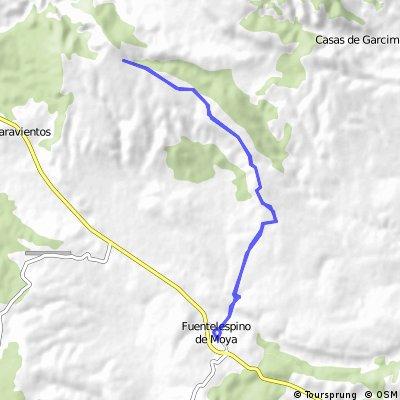 Fuentelespino-Monegrillo-Fuentelespino
