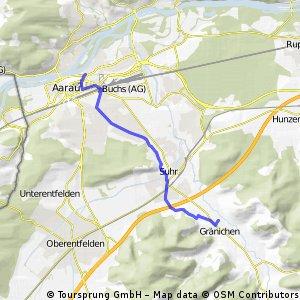 Aarau-Gränichen West
