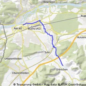 Aarau-Gränichen Ost