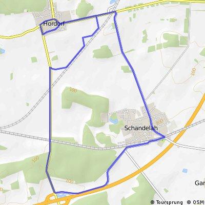 Trainingsrunde Hordorf/Schandelah