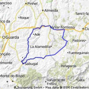 sabugal, ruta Jose