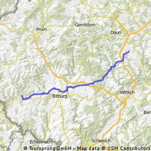 Sinspelt-Gillenfeld 60km 1000HM