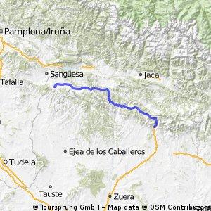 Viaje Huesca (4) Sos del Rey - Nueno