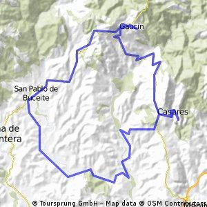 Casares-Gaucín-San Pablo