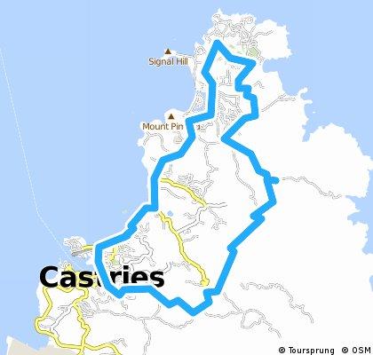 AIDA St Lucia