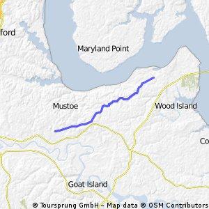 Dahlgren Railroad Heritage Trail