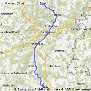 Main -> Nordsee Tag 2
