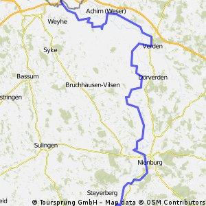 Main -> Nordsee Tag 6