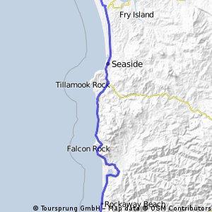 Oregon Coast Tour - Day 1