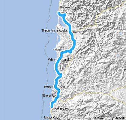 Oregon Coast Tour - Day 2