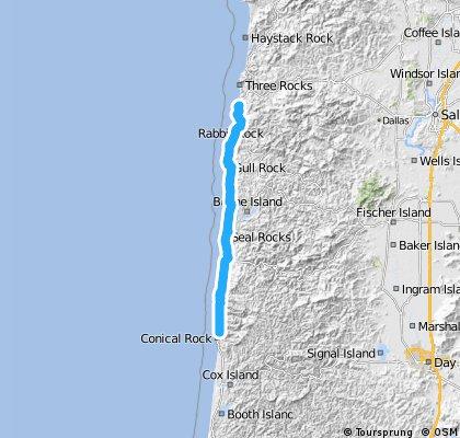 Oregon Coast Tour - Day 3