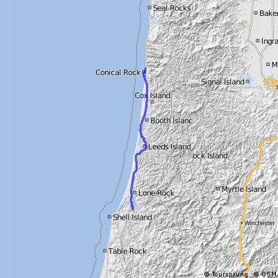 Oregon Coast Tour - Day 4