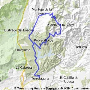 M028. Cimas MA10-La Hiruela CLONED FROM ROUTE 611518