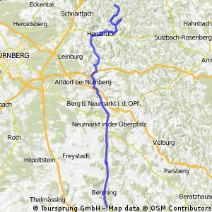 2012 Kloster Plankstetten-Ludwig Kanal-Pegnitz