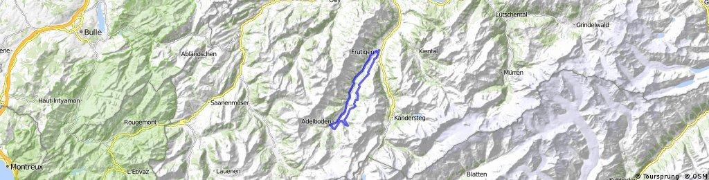 Frutigen - Adelboden