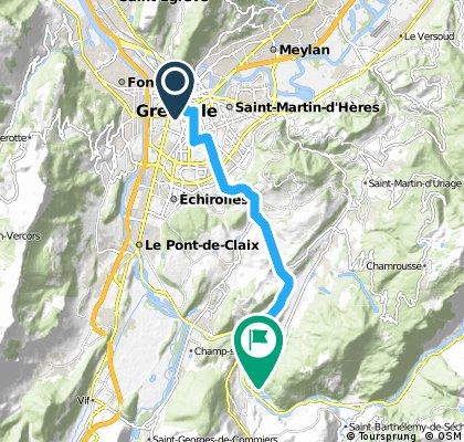 Grenoble-Vizille