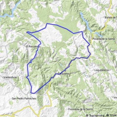 Ruta Priego - Alcantud - El Pozuelo - Peñalén - Beteta - Priego