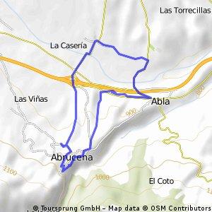 Abrucena-Montagon
