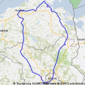 MA: Rostock-Kyritz-Potsdam-Berlin-Prenzlau-Stralsund-Rostock