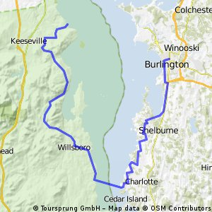 Burliington Port Kent