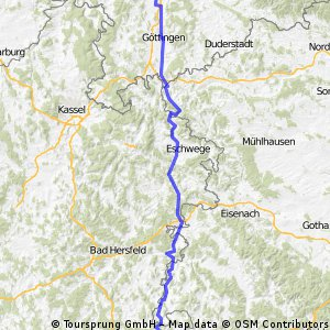 RSCH Deutschlandtour 2009 - Etappe 4 von 5