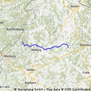 Tagestour 2012 (Teilstück D4)