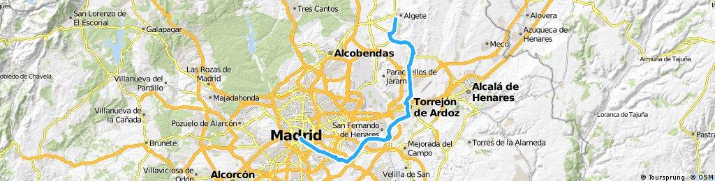 Algete - Madrid