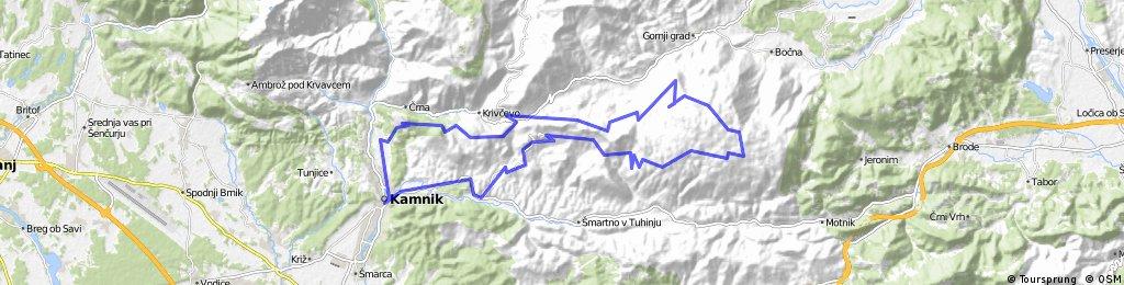 Kamnik-Menina planina