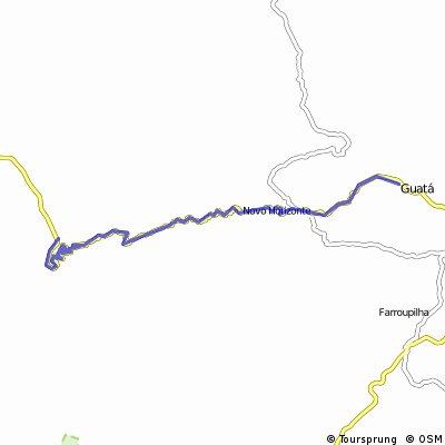 Serra do Rio do Rastro (Guatá - Mirante)