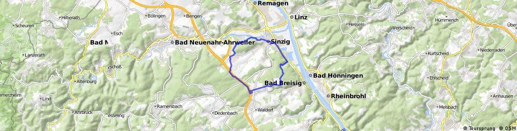 Rasthaus B9-Franken-Trimmpfad