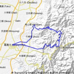 嘉義-梅山-奮起湖-石卓-159-嘉義