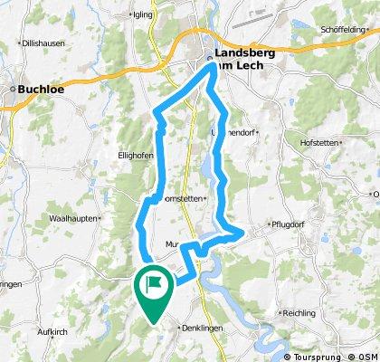 Lech-Höhenweg