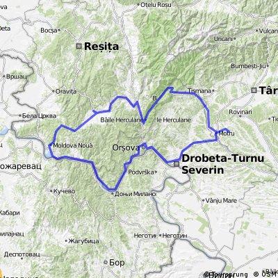 Tura Banat Dunare